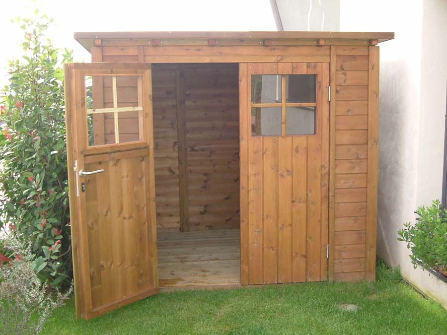 Puertas exterior brico depot elegant puerta interior en for Casetas de madera baratas para jardin brico depot